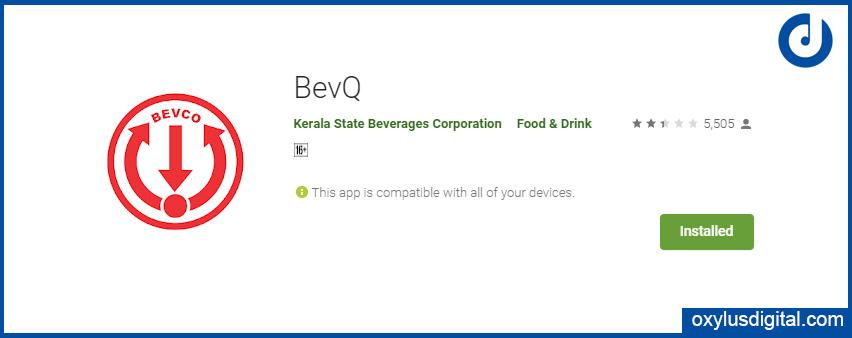 BevQ App PlayStore