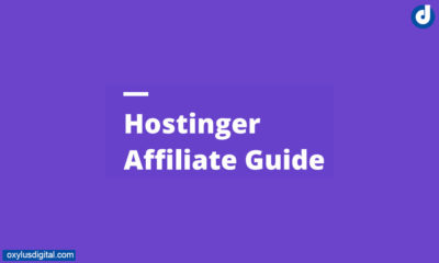 Hostinger Affiliate Program Guide