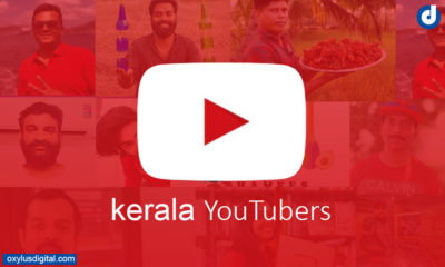 Most Popular YouTubers in Kerala