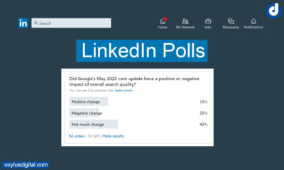 How to Create LinkedIn Polls