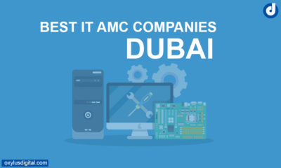 Best IT AMC Companies in Dubai