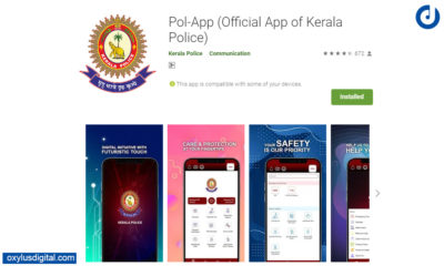 POL- APP: The Official Mobile App of Kerala Police