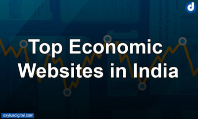 economic websites in india