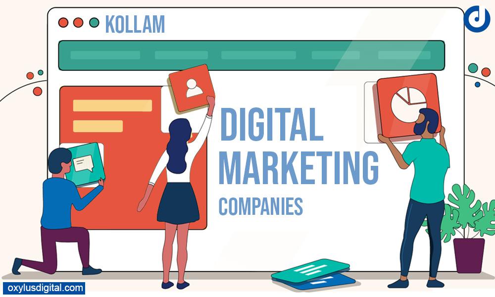 Top digital marketing agencies in Kollam