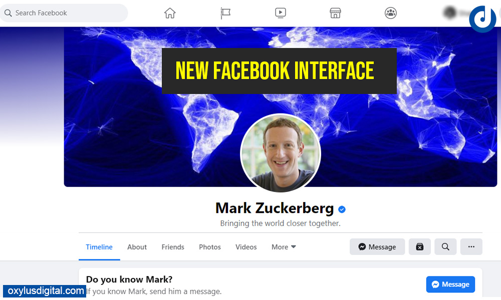 How to Switch to the New Facebook Interface