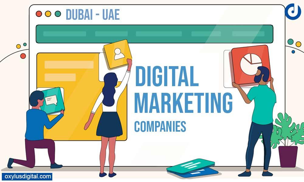 Digital Marketing Agencies in Dubai