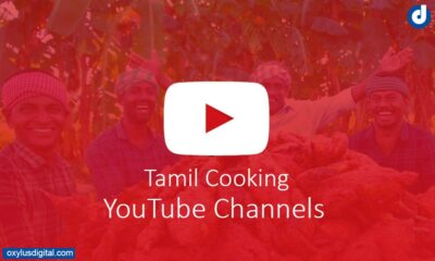 Tamil Cooking YouTube Channels