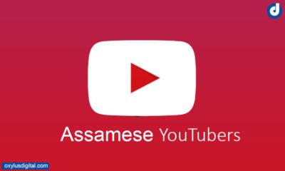 Top YouTubers in Assam